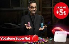 Vodafone Yalın İnternet Şimdi İlk 3 Ay Bedava!