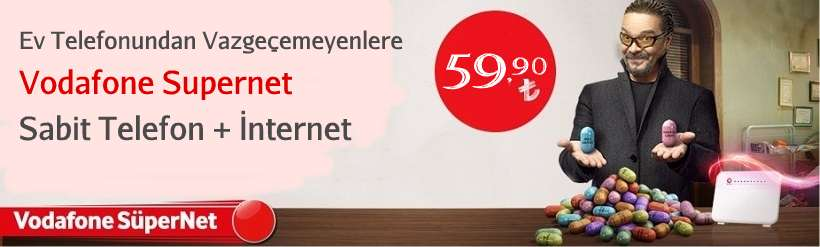 vodafone limitsiz internet